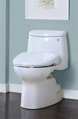 Spring Homes-High Tech Toilets