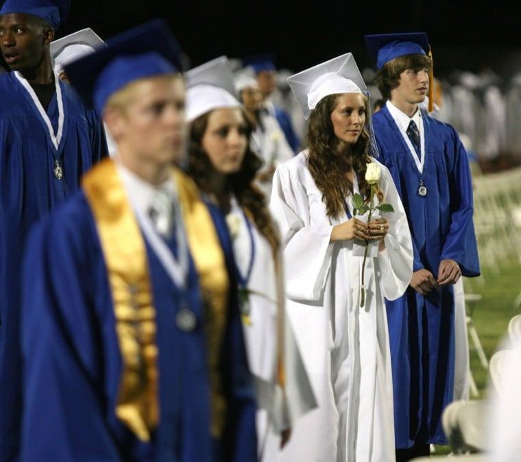 Chandler High Graduation