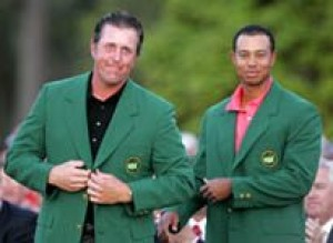 Tiger, Phil have owned Masters, but this might finally be someone else's year