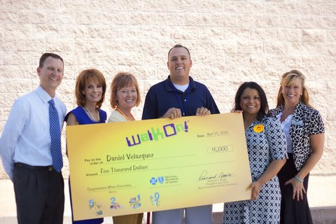 Wilson Elementary School receives physical education grant