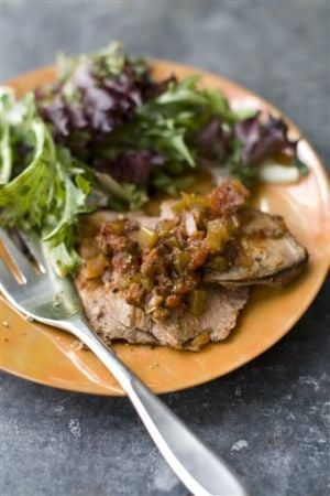 Food Healthy Creole Duck