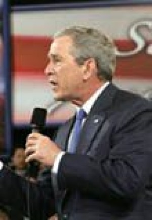 Bush: Massive deportation not realistic