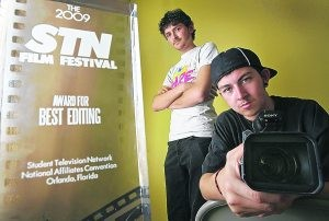 Higley High filmmakers shoot to the top