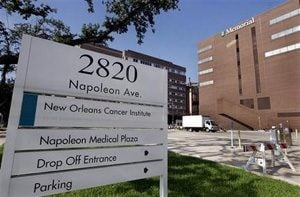 3 arrested in New Orleans hospital deaths