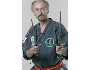 Karate master comes to grips with careers