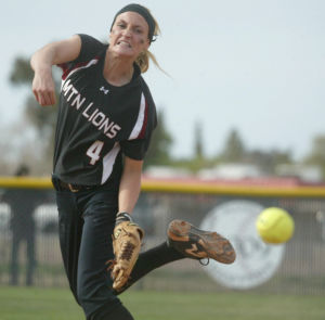 Mountain View at Red Mountain Softball