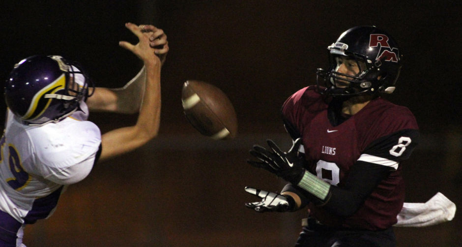 No. 2 Desert Ridge at No. 9 Red Mountain