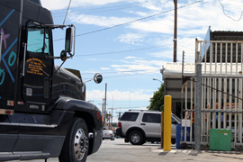 Border trucking
