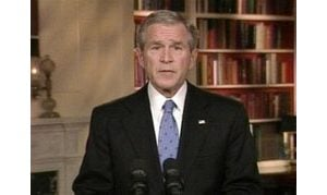 Congress divided over Bush war plan
