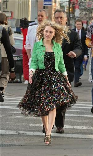 TV Carrie Diaries AnnaSophia Robb