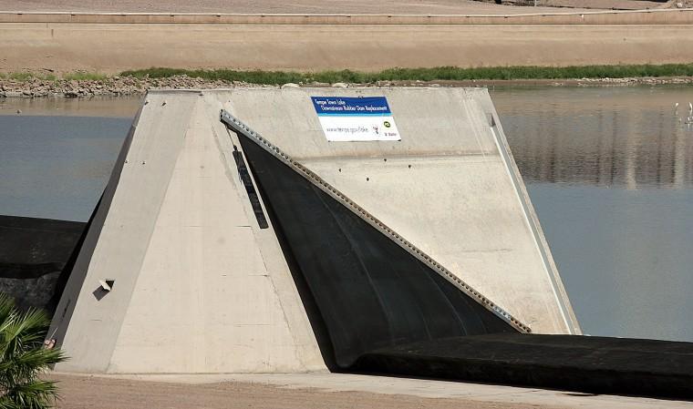 Tempe Town Lake Dam Repair
