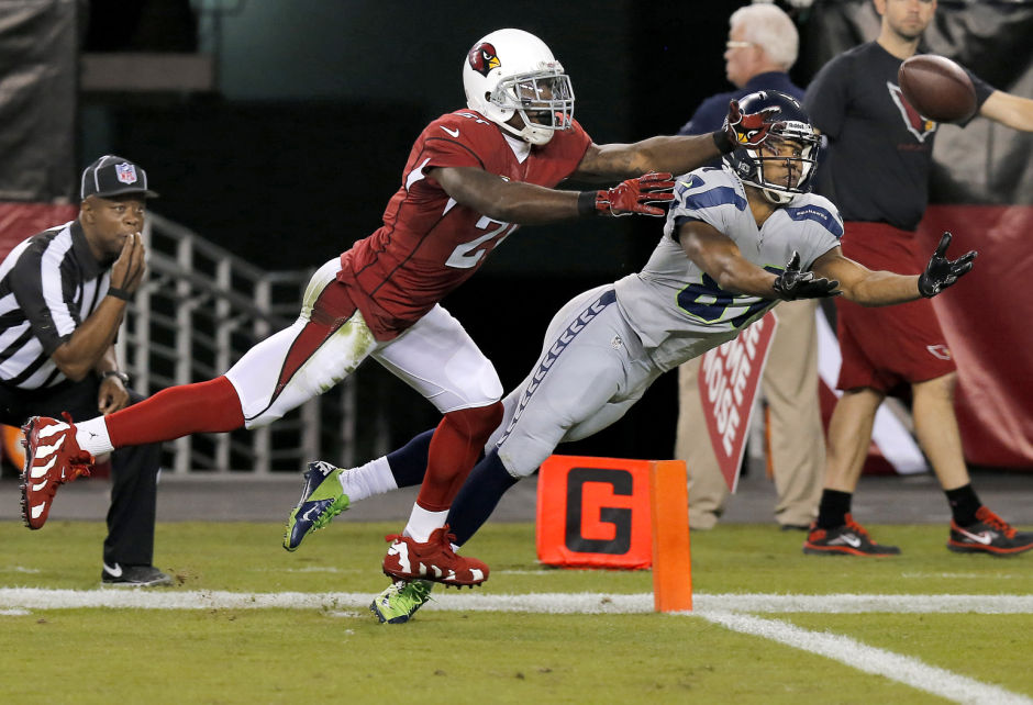 Golden Tate, Patrick Peterson
