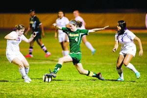Campo Verde girls soccer