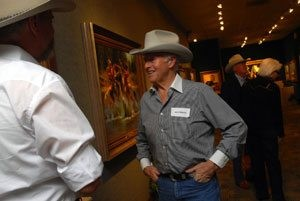 Sculptor celebrates Western Art Walk 