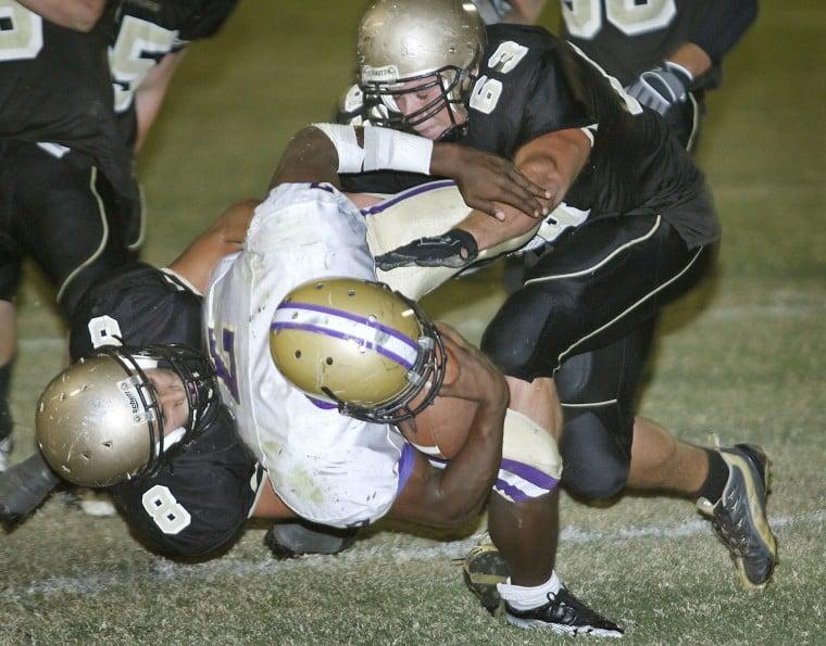 High school football week 9.