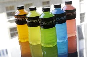 Powerade Ingredient