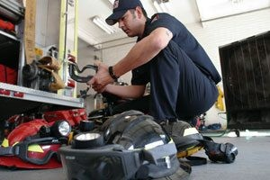 Scottsdale firefighters' pension plan on back burner