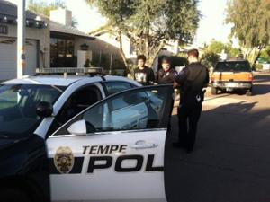 Tempe student arrested