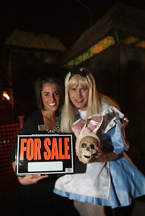 How homey are the Valley's haunted houses?