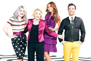Fashion Police - Season: 2012
