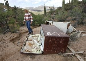 Pinal seeks curb on illegal dumping