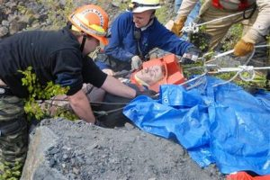 Pennsylvania man survives 500-foot fall into strip mine 