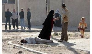 Violence in Iraq claims at least 159