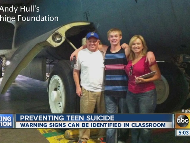 Lawmakers taking aim at suicide prevention