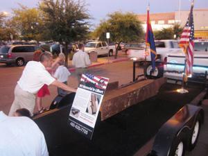 Gilbert Sept. 11 memorial