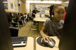 Schools try program for reading, math help