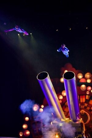 'Zing Zang Zoom' circus zips into Valley