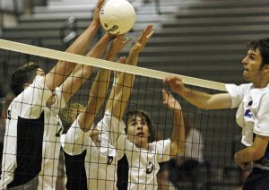 Catalina Foothills battles past Marcos for volleyball title