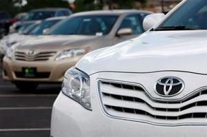 Toyota cites stuck accelerator risk for big recall