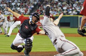 Oswalt pitches Astros past Johnson, D-Backs