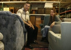 Furniture bank gives fresh starts to homeless