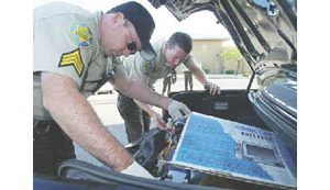 Sheriff's race: Solving crimes in spotlight