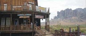 Old West lore lives along Apache Trail