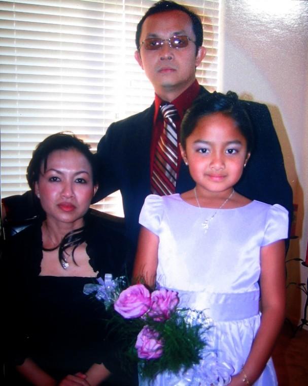 Kang's family