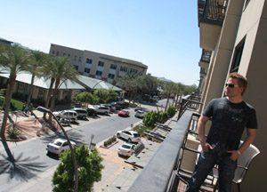 Suburbanites settle down in urban second dwellings
