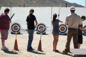 Archery 101 at Usery Mountain Regional Park