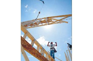 Gilbert issues building permits at record pace