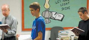Onward Christian students: Public or religious high school?