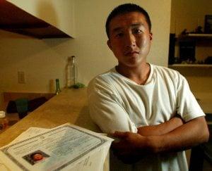 Mesa man in Social Security limbo