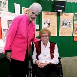 Rose Mofford, Alice Sliger