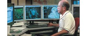 Crunch time for weather office