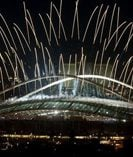 Olympics return to Greece in lavish event 