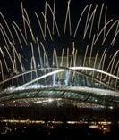 Olympics return to Greece in lavish event