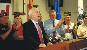 Senate race takes aim at Iraq