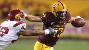 ASU notes: Biceps injury limits Sullivan