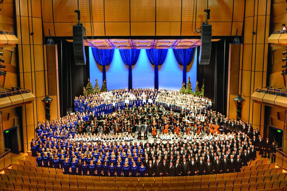 Best of Mesa 2014 Band/Musical Ensemble: East Valley Millennial Choirs and Orchestras